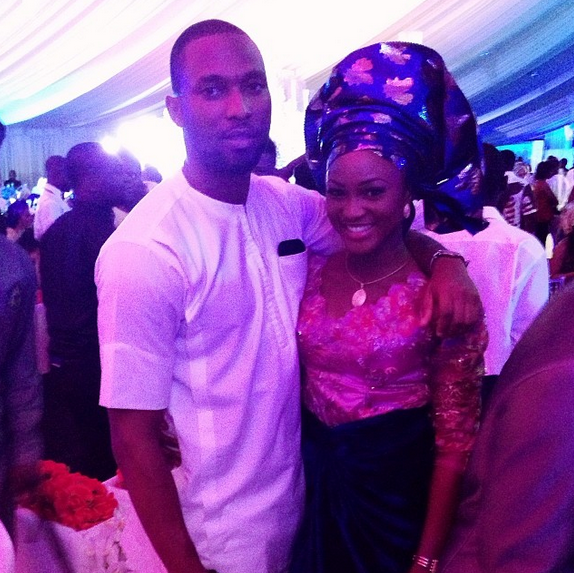 eva alordiah friend peter lola wedding