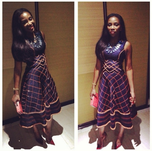 genevieve nnaji peter lola wedding