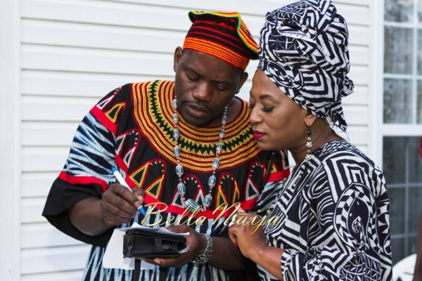 Dayo and Naomi Traditional Wedding Ceremony, Bowie, MD, July 26,