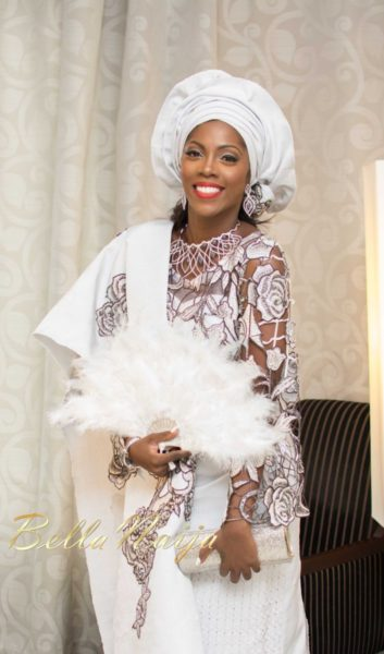 Nigerian Celebrity Wedding Dresses : Stunning tiwa your first look at superstar savage