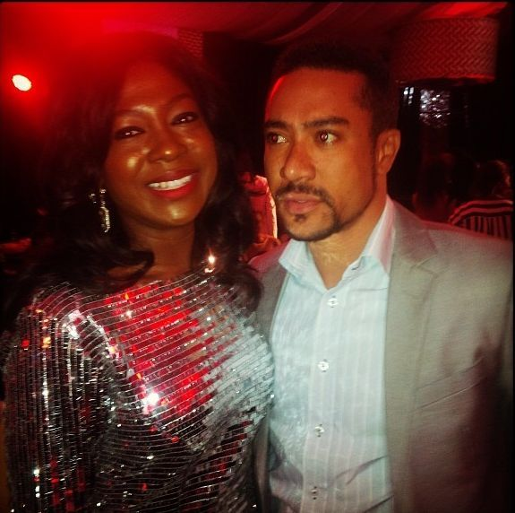 Susan Peters & Majid Michel