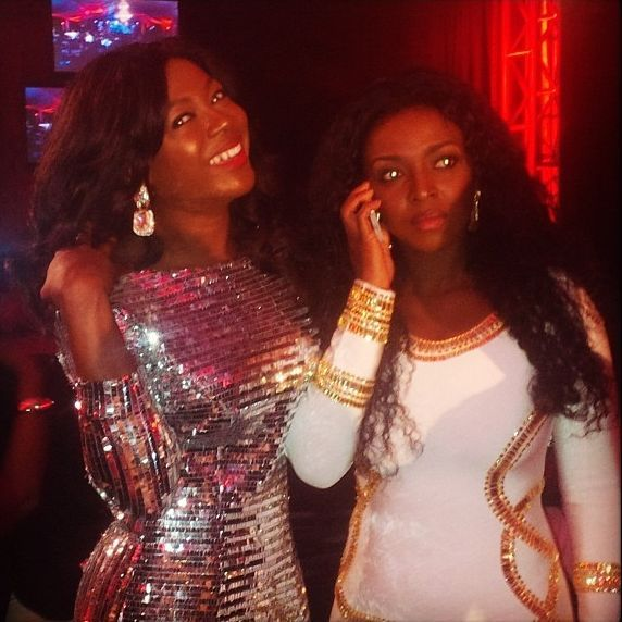 Susan Peters & Yvonne Okoro
