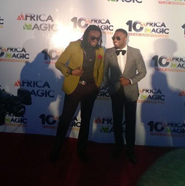 Uti Nwachukwu & Praiz