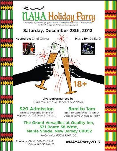 4th Annual Naya Holiday Party - December 2013 - BellaNaija
