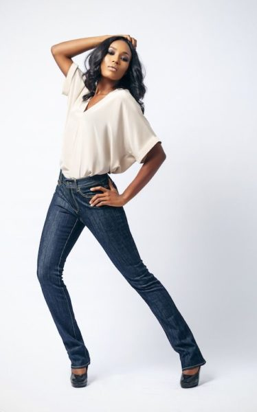 AD by Agbani Darego - Affordable Luxury Lookbook - December 2013 - BellaNaija - 024