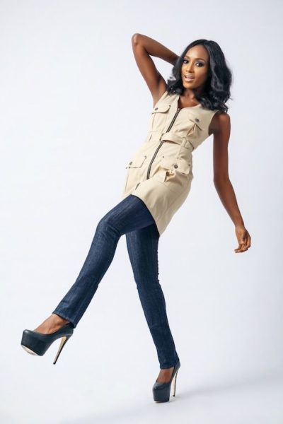 AD by Agbani Darego - Affordable Luxury Lookbook - December 2013 - BellaNaija - 030