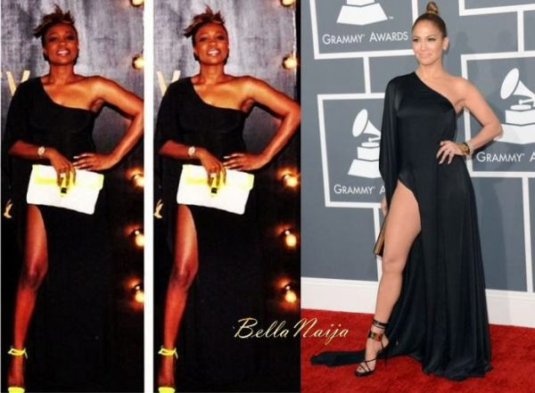 Adokiye & Jennifer Lopez - December 2013 - BellaNaijaStyle - BellaNaija
