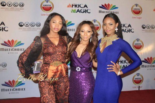 Africa Magic at 10 Anniversary Party in Lagos - December 2013 - BellaNaija - 038