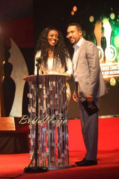 Yvonne Okoro & Majid Michel