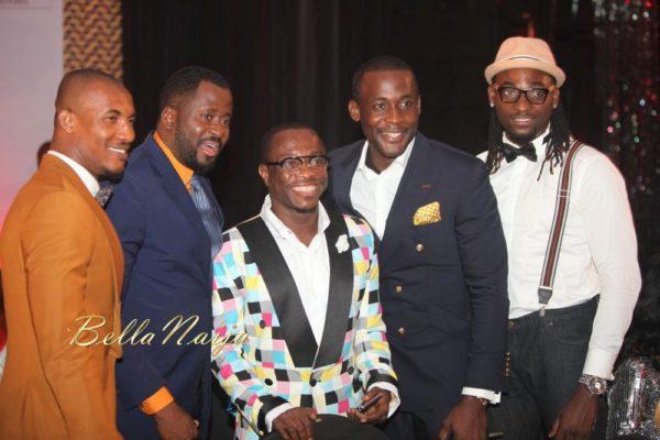 Gideon Okeke, Desmond Elliot, Julius Agwu, Joseph Benjamin & Gbenro Ajibade