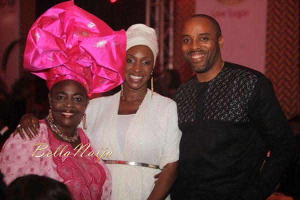 Madam Kofo, Funlola Aofiyebi-Raimi & Kalu Ikeagwu