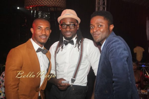 Gideon Okeke, Gbenro Ajibade & Oz Agu