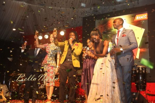 Africa Magic at 10 Anniversary Party in Lagos - December 2013 - BellaNaija - 078