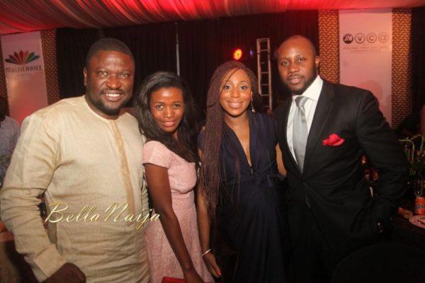 Femi Branch, Tomi Odunsi, Dakore & Lou Akande