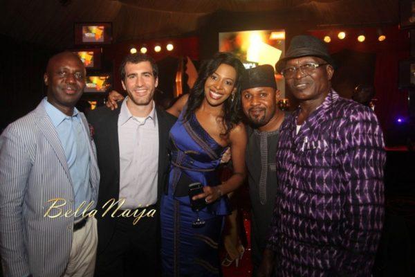 Africa Magic at 10 Anniversary Party in Lagos - December 2013 - BellaNaija - 081