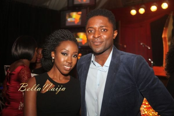 Beverly Naya & Oz Agu