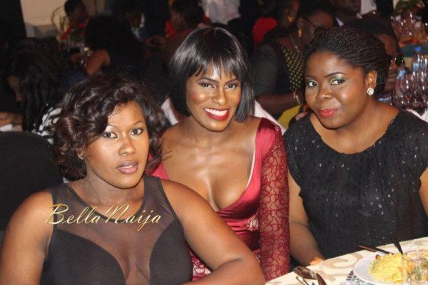 "Uche Jombo, Yvonne 'Vixen"" Ekwere & Chika Chukwu"