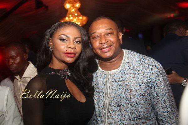 Karen Igho & Olisa Adibua