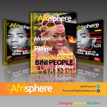 Afrisphere Magazine Launch - BellaNaija - December 2013
