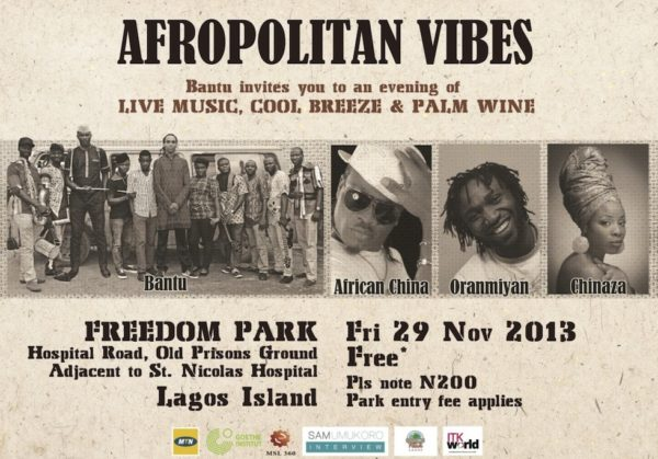 Afropolitan Vibes - November 2013 - BellaNaija