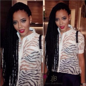 Angela Simmons for Music Meets Runway 2013 Pre-Party - BellaNaija - December 2013001