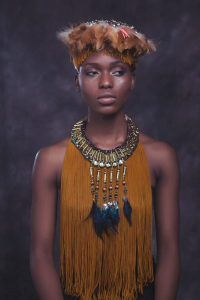 Anita Quansah London Silhouette of Power Collection Lookbook - BellaNaija - December2013003