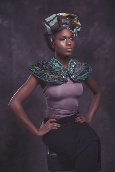 Anita Quansah London Silhouette of Power Collection Lookbook - BellaNaija - December2013015