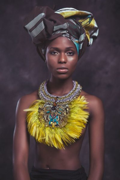 Anita Quansah London Silhouette of Power Collection Lookbook - BellaNaija - December2013016