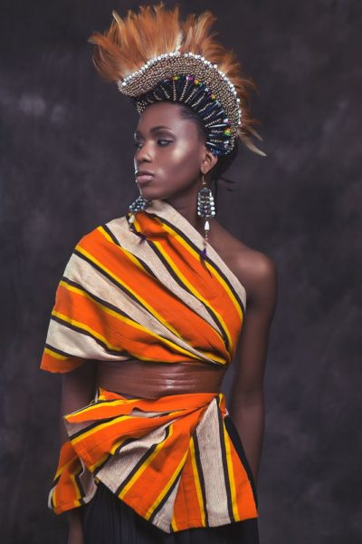 Anita Quansah London Silhouette of Power Collection Lookbook - BellaNaija - December2013017