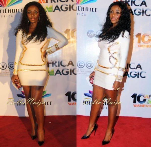 BN Pick Your Fave - Yvonne Okoro in Sass & Bide - BellaNaijaStyle - December 2013 - BellaNaija - BN