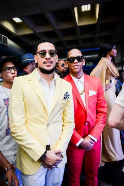 BN Red Carpet Fab - 2013 Channel O Africa Music Video Awards - BellaNaija- 025