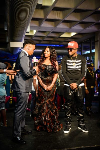 BN Red Carpet Fab - 2013 Channel O Africa Music Video Awards - BellaNaija- 028