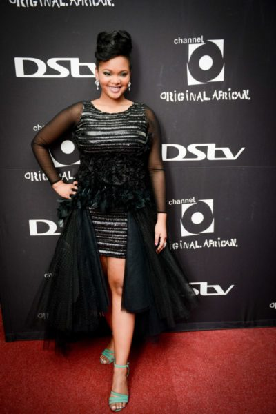 BN Red Carpet Fab - 2013 Channel O Africa Music Video Awards - BellaNaija- 029