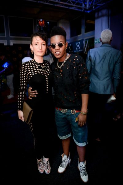 BN Red Carpet Fab: 2013 Channel O Africa Music Video