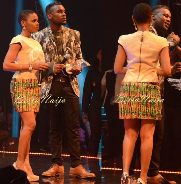 BN Red Carpet Fab - 2013 Channel O Africa Music Video Awards - BellaNaija Exclusive- 027