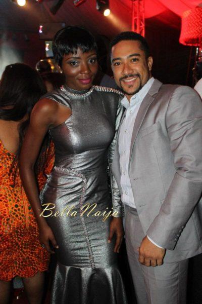 Ivie Okujaiye & Majid Michel