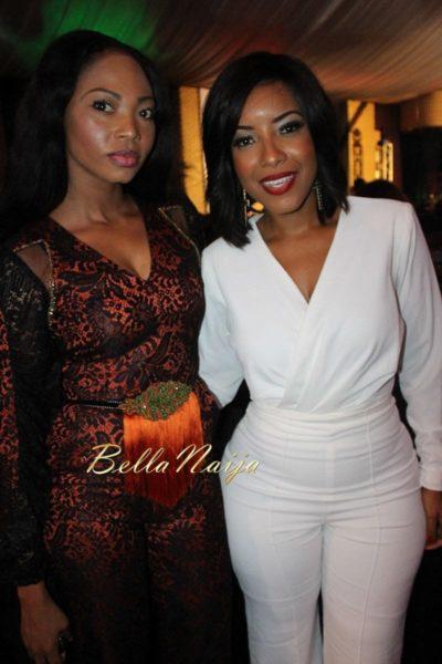 Leonora Okine & Joselyn Dumas