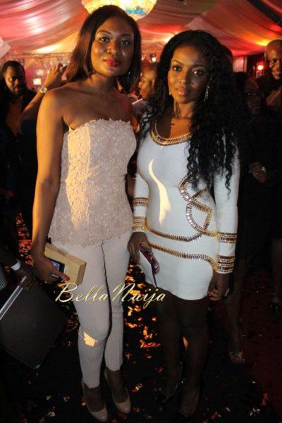 Sandra Ankobiah & Yvonne Okoro