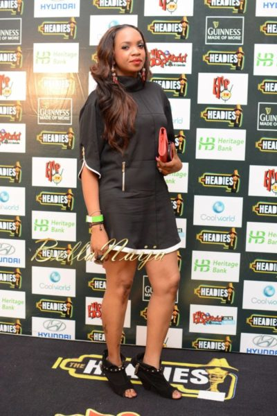 BN Red Carpet Fab - The Headies 2013 - December 2013 - BellaNaija - 034