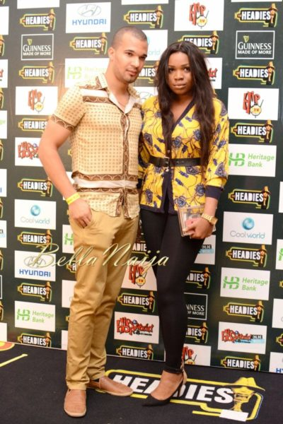 BN Red Carpet Fab - The Headies 2013 - December 2013 - BellaNaija - 037