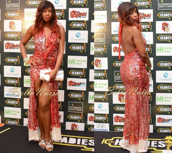 BN Red Carpet Fab - The Headies 2013 - December 2013 - BellaNaija - 043