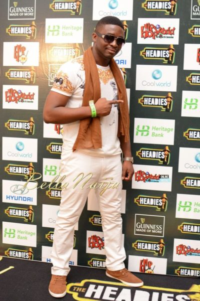 BN Red Carpet Fab - The Headies 2013 - December 2013 - BellaNaija - 045