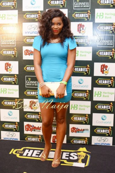BN Red Carpet Fab - The Headies 2013 - December 2013 - BellaNaija - 052