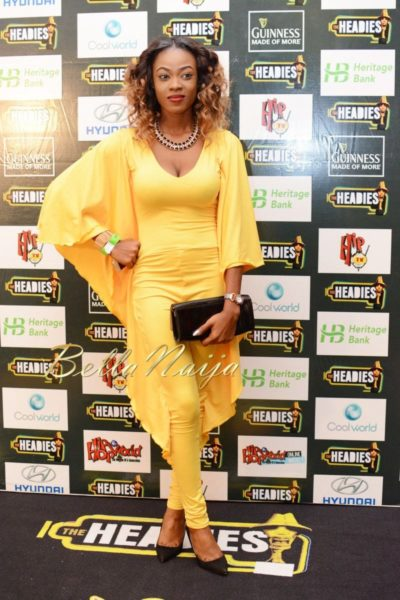 BN Red Carpet Fab - The Headies 2013 - December 2013 - BellaNaija - 053