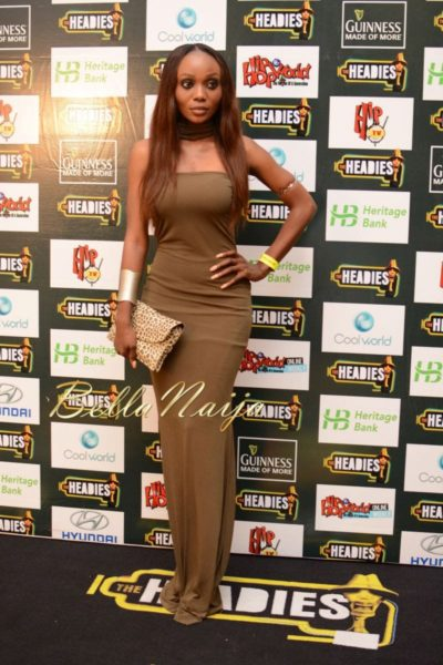 BN Red Carpet Fab - The Headies 2013 - December 2013 - BellaNaija - 061