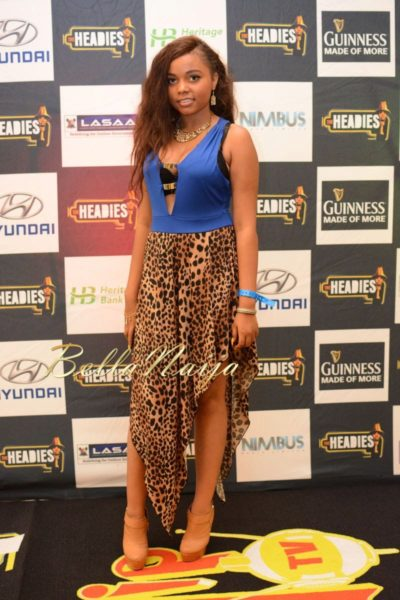 BN Red Carpet Fab - The Headies 2013 - December 2013 - BellaNaija - 075