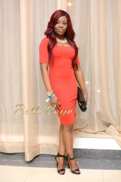 BN Red Carpet Fab - The Headies 2013 - December 2013 - BellaNaija - 085