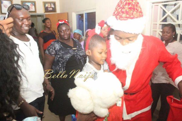 Basketmouth as Santa Claus - December 2013 - BellaNaija - 022