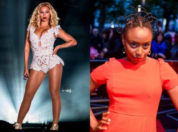 Beyonce & Chimamanda Ngozi Adichie - December 2013 - BellaNaija