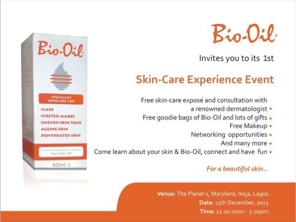 Bio-Oil Skin Care Experience Event - December 2013 - BellaNaija